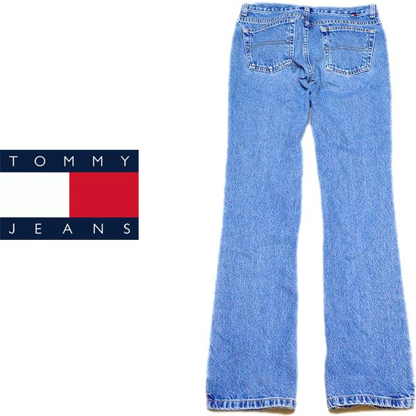 90sストリートMixスタイル画像ワイドジーンズパンツ@古着屋カチカチ016