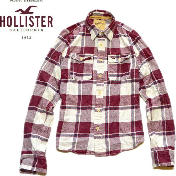 アバクロ系列ホリスターRUEHLルール925シャツ@古着屋カチカチ01