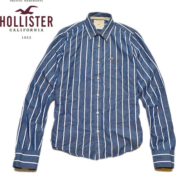 アバクロ系列ホリスターRUEHLルール925シャツ@古着屋カチカチ04