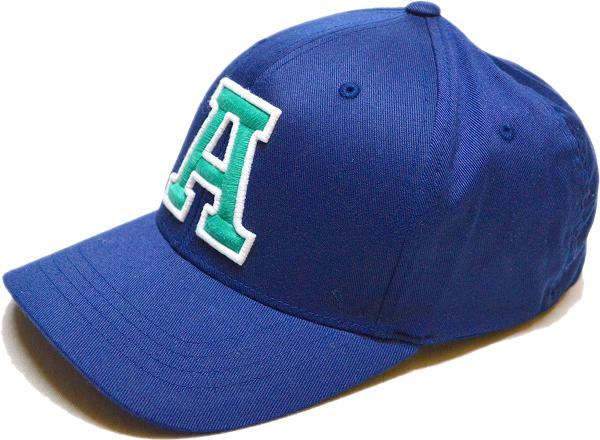 Navy Cap紺色帽子キャップ@メンズレディースコーデ@古着屋カチカチ02