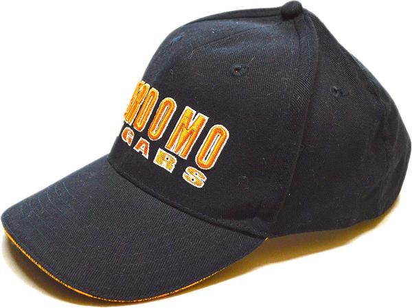 Black Capブラッックキャップ帽子メンズレディースコーデ@古着屋カチカチ01