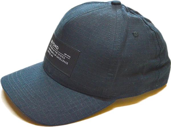 Black Capブラッックキャップ帽子メンズレディースコーデ@古着屋カチカチ010