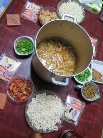リサイクルうどん、水戸の藁苞納豆、大人のカニカマ