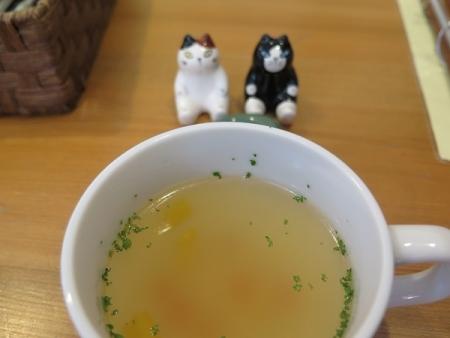 いもねこさん スープ