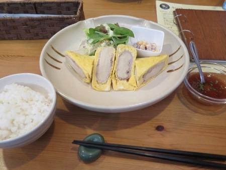 いもねこさん 高野豆腐の豚肉巻き