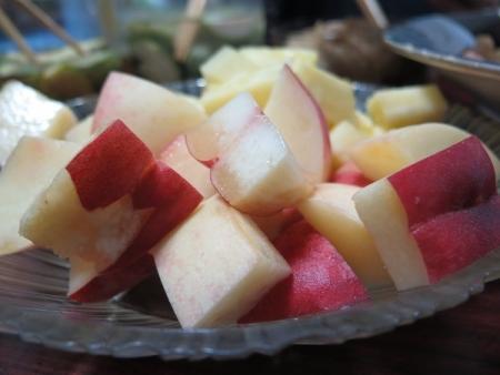 桃とパイン
