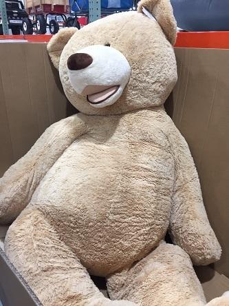 でっけえクマ