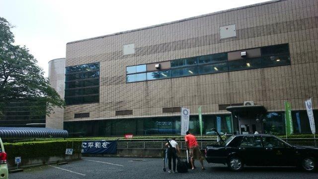 小金井体育館