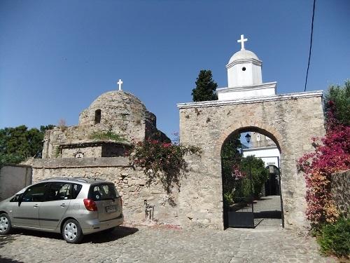 コローニ_ティミオス・プロドロモス修道院 (1)