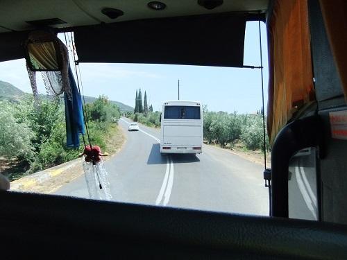 カラマタからカルダミリへ (1)