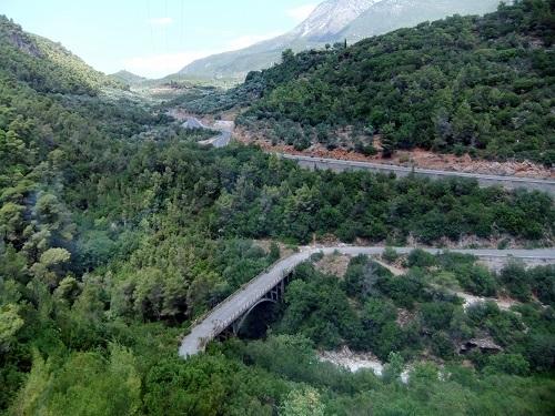 カラマタからカルダミリへ (2)