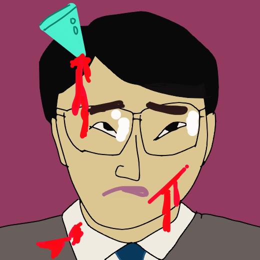 けが佐野史郎こわ
