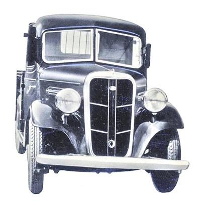 第98記事4FA型小型四輪トラック