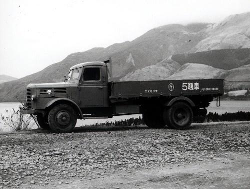 第99記事1946いすゞTX80型トラック