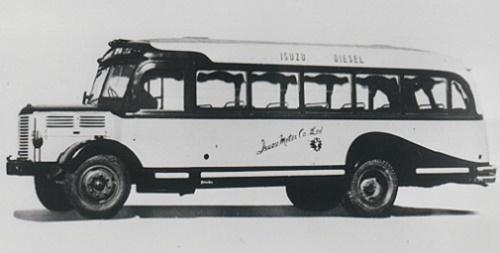 第99記事1948いすゞBX91型バス