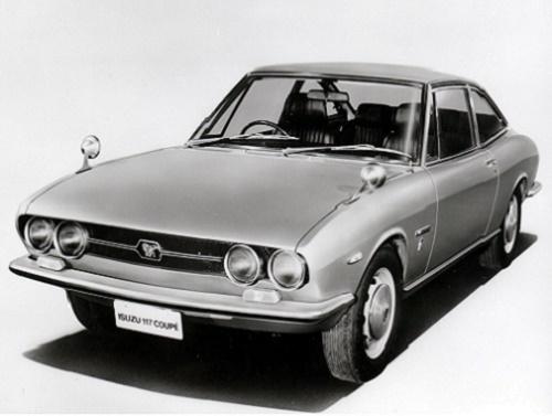 第99記事1968いすゞ117クーペPA90型
