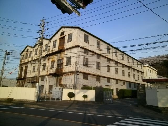 呉潜水隊前電気部工場 (1)