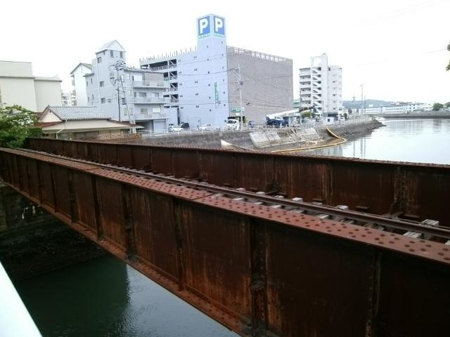 平瀬橋引き込み線 (2)