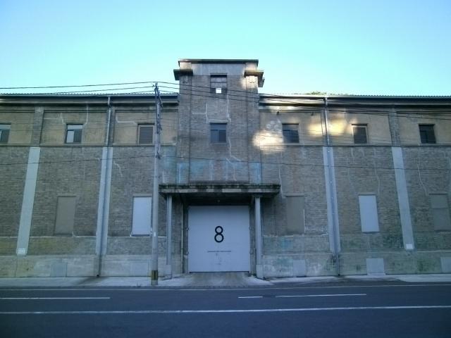 佐世保海軍軍需部 兵器倉庫 (4)
