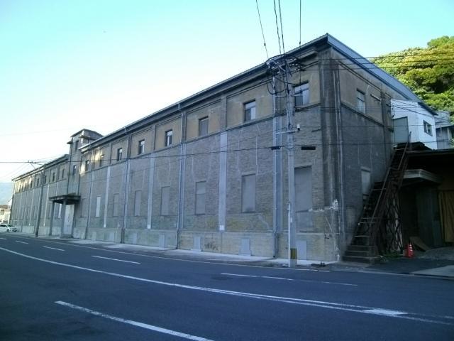 佐世保海軍軍需部 兵器倉庫 (5)