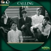 Highlight 1stミニアルバム リパッケージ - Calling You◆汎用