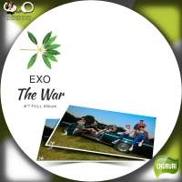 EXO THE WAR( 韓国盤 )☆汎用