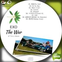 EXO THE WAR( 韓国盤 )☆