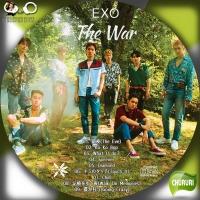 EXO THE WAR( 韓国盤 )