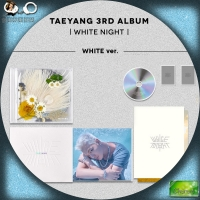 TAEYANG(SOL)(from BIGBANG) WHITE NIGHT◆汎用