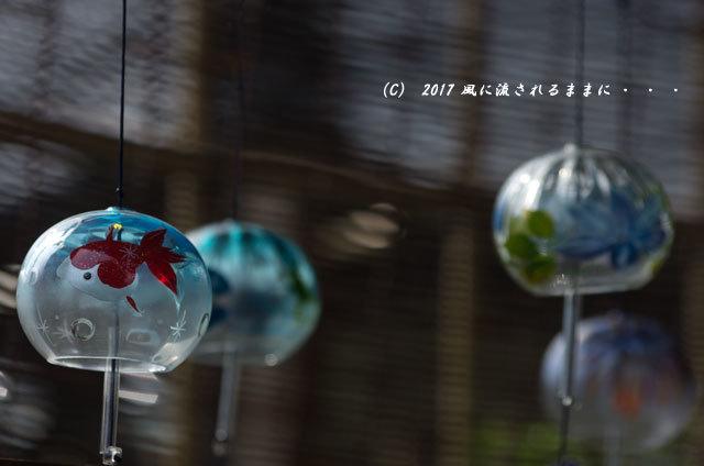 奈良・おふさ観音 風鈴まつり6