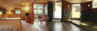 402-340部屋と風呂