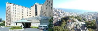 411-340ホテルと景色