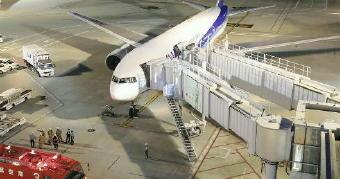 4141-340全日空機