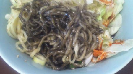黒坦々麺2