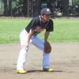 猪元三塁手