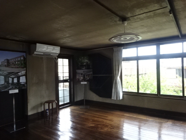 本野精吾邸 2階