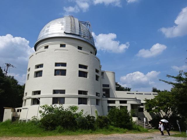 花山天文台 外観