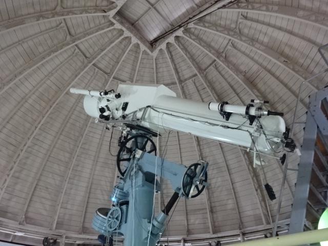 花山天文台 ドーム
