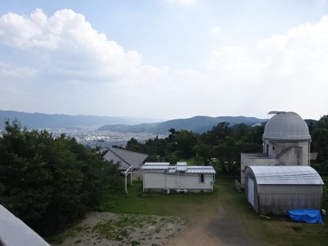 花山天文台 別館と歴史館