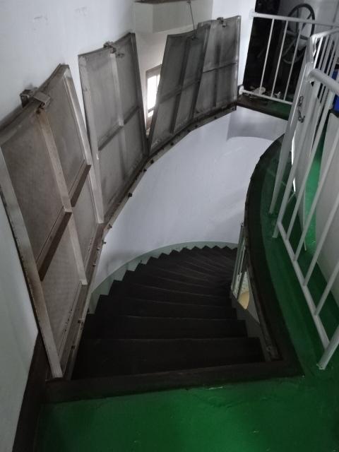 花山天文台 2階