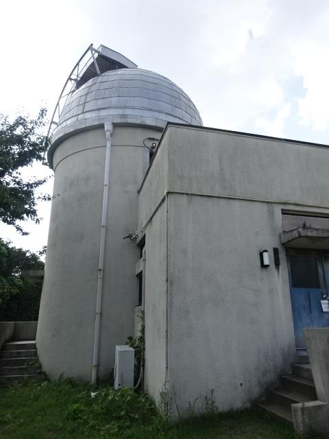 花山天文台 別館