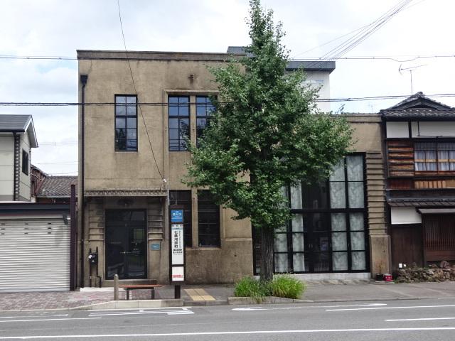開化堂カフェ 外観1