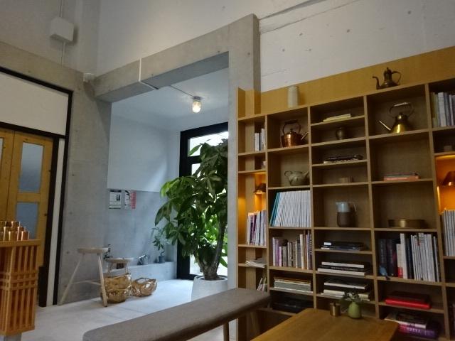 開化堂カフェ 1階1