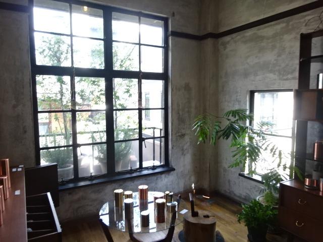 開化堂カフェ 2階1