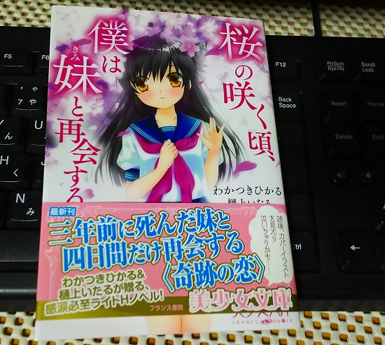 【美少女文庫】 桜の咲く頃、僕は妹と再会する。 感想