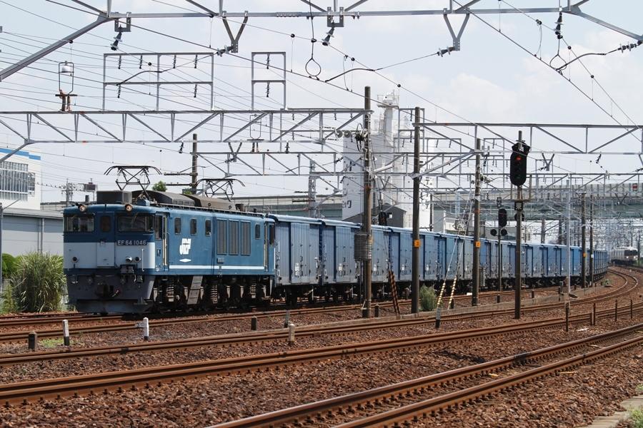EF64 1046 春日井貨物