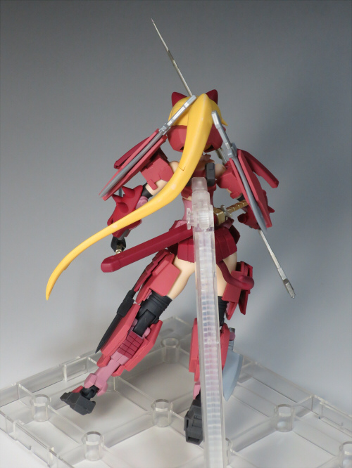 FAガール迅雷にゃん02