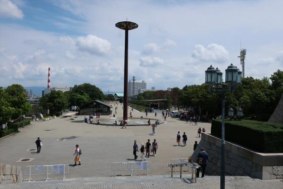 大阪城公園諸々2017-03