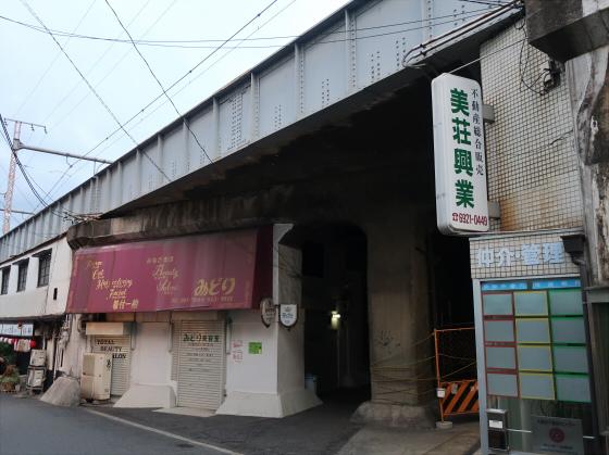 桜ノ宮と京阪と淀橋02