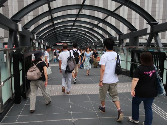 桜ノ宮と京阪と淀橋13